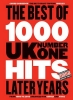 Best Of 1000 No.1 Hits The Later Years Chord Songbook