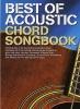 Best Of Acoustic Chord Songbook