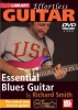 Dvd Lick Library Essential Blues Guitar