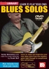 Dvd Lick Library Learn To Play Your Own Blues Solos
