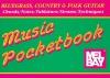 Bluegrass, Country and Folk Guitar Pocketbook