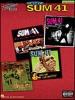 Sum 41 : Sum 41, The Best of (transcribed score)