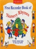 First Recorder Book Of Nursery Rhymes