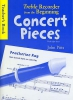 Pitts John : Treble Recorder From The Beginning - Concert Pieces (Teacher's Book)