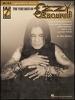 Osbourne Ozzy : Osbourne Ozzy Signature Licks Tab Cd