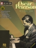 Peterson Oscar : Jazz Play-Along Volume 109: Oscar Peterson