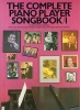 Complete Piano Player Songbook 1 Pvg