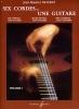 Mourat Jean-Maurice : SIX CORDES... UNE GUITARE VOLUME 1