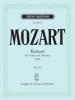 Mozart Wolfgang Amadeus : Violinkonzert 3 G-dur KV 216