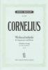 Cornelius Peter : Weihnachtslieder mittel op. 8