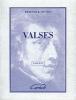Chopin Frederic : Waltzes (piano) (urtext)