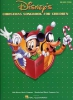 Disney Christmas Songbook Children Big Note
