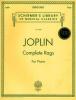 Joplin Scott : COMPLETE RAGS