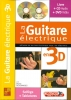 Desgranges Bruno : GUITARE ELECTRIQUE 3D+CD+DVD