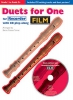 Duets For One For Recorder Film Cd