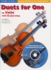 Duets For One Violin Cd
