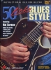 Dvd 50 Licks Blues Styles