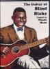Dvd Blind Blake Guitar Of By Woody Mann