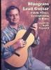 Dvd Bluegrass Lead Guitar