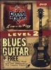 Dvd Learn To Play Blues Guitar Level.2 House Of Blues