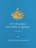 Mourat Jean-Maurice / Cottin G. : Les Classiques pour flûte et guitare vol. A