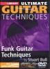 Dvd Lick Library Funk Guitar Techniques