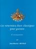Mourat Jean-Maurice : Les Nouveaux duos classiques