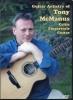 Dvd Mcmanus Tony Celtic Fingerstyle Guitar
