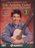 Dvd Solo Acoustic Guitar Argts Vol.2 Pete Huttlinger