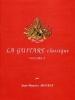 Mourat Jean-Maurice : La Guitare classique vol. A