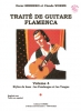 Herrero Oscar / Worms Claude : Traité guitare flamenca Vol.4 - Styles de base Fandangos et Tangos