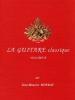 Mourat Jean-Maurice : La Guitare classique vol. B