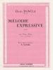Dancla Charles : Mélodie expressive op. 159 no 17 (2o suite)