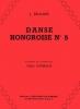 Brahms Johannes : Danse hongroise #5