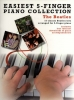 Easiest 5-Finger Piano Collection The Beatles