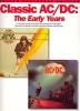 AC / DC : Ac/Dc Classic Early Guitar Tab