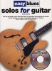 Easy Blues Solos For Guitar Tab Cd