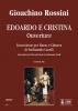 Edoardo e Cristina. Ouverture. Transcription by Ferdinando Carulli