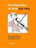 Wilkinson Marguerite / Hart K. : First Repertoire for Viola. Book 3