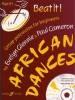 Glennie Evelyn / Cameron P. : Beat it! African Dances (with CD)