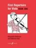 Wilkinson Marguerite / Hart K. : First Repertoire for Viola. Book 1