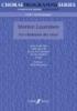 CHANT - CHORALE 20eme siecle : Livres de partitions de musique