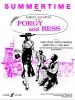 Gershwin George : Summertime (A minor) (PVG)