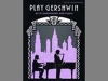 Gershwin George : Play Gershwin (alto saxophone and piano)