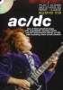 AC / DC : Ac/Dc Play Along Guitar Audio Cd (Format Boitier Dvd)