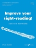 Harris Paul : Improve your sight-reading! Descant 1-3