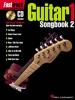 Fast Track Guitar 1 Songbook 2 Guitar Cd