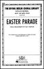 Berlin Irving : Easter Parade (SATB)