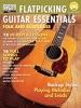 Flatpicking Guitar Essentials Folk And Bluegrass Guitar Cd
