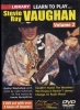 Vaughan Stevie Ray : Dvd Lick Library Learn To Play Vaughan Stevie Ray Vol.2 (2 Dvd)